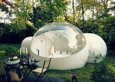What a tent!