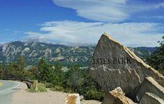 #estespark #mountains #colorado