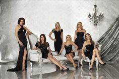 Meet the Real Housewives NY