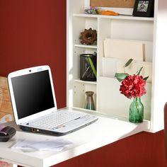 convert desk, desk allow, white, foldout convert, diy