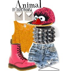 Animal, created by lalakay