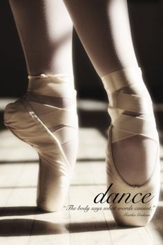 Have always loved dance - tap, jazz, and ballet