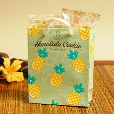 Mini Tote Pineapple Patch
