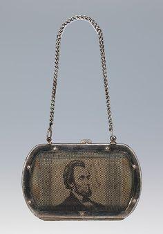 Lincoln Coin Purse ca. 1909 (100th anniversary of his birth)