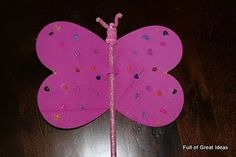 butterfly our of hearts valentine