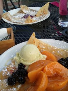 Suzette crepe restaurant Portland OR