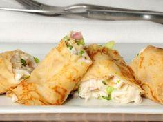 Receta | Crepes de pollo - canalcocina.es