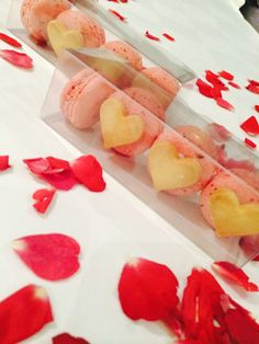 Valentines Day is fast approaching- have you made plans to put a smile on your loved ones face? #macarons #belleepoque #emporiumhotel #valentinesday #2014 #brisbane #love