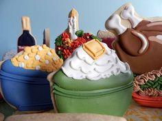 Flour Box Bakery — Thanksgiving Dinner, Flour Box Bakery Style