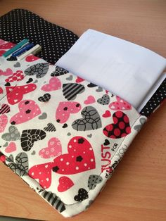 Beginners sewing - DIY organiser.  Beginners?  Looks expert to me.