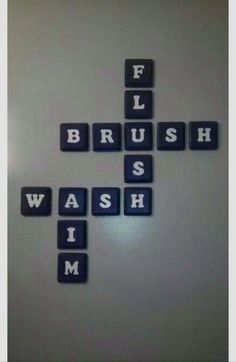 Great Diy Bathroom Decor....this is SO going in the boys' bathroom!!