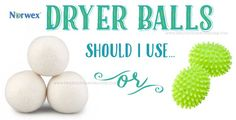 Which Dryer Balls ar