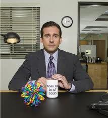 I wish he were my boss...