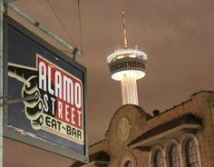 Alamo Street Eat Bar- San Antonio's first Urban Gourmet Food Truck Park