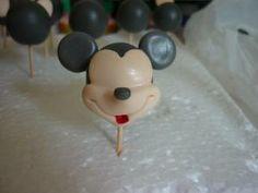 Step by step Mickey/Minnie