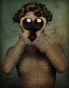 model, crochet, fine art photography, inspir, prints, tan, photographi, eye, kate obrien