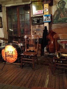 Preservation Hall. Only in New Orleans!