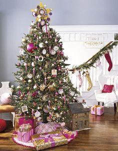 Clock Christmas Tree Theme~