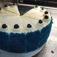 Blue Velvet Cake - http://www.tastedthis.com/2013/02/08/blue-velvet-cake/