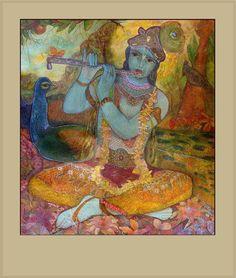 Murali Krishna ; Abhaya Mudra Dasi