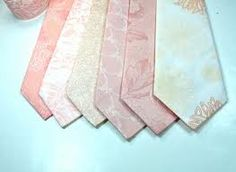 blush wedding ties - Google Search