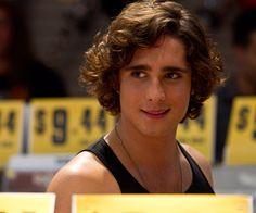 Diego Boneta he's in rock of ages which was a really good movie