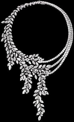 Piaget Limelight Garden Diamond Garland Necklace