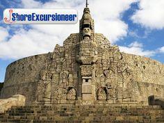 Past & Present - Dzibilchaltun Mayan Ruins & Merida City! A great combination day of Dzibilchaltun Mayan Ruins and Merida City Highlights all on a guided excursion. http://www.shoreexcursioneer.com/progreso-yucatan/dzibilchaltun-mayan-ruins-merida-city.html
