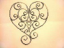 Heart Ornament [8], from DMC club.