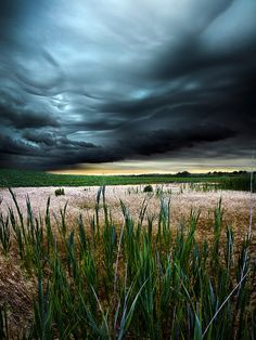 Storms Approach - Photo by PhilKoch