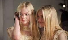 fanning...almost twins