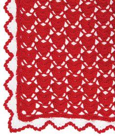Holiday Blanket | crochet today