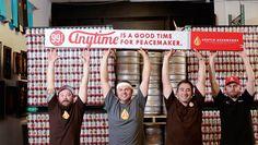 99 Pack of Beer promo packaging for Austin Beerworks by Helms Workshop