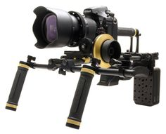 Limited Edition Nikon Gold Field Cinema V2 Rig from Redrock Micro