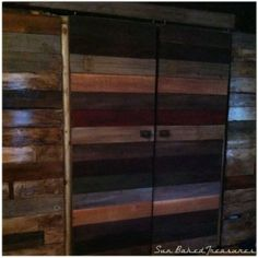 Barn Doors on the Cheap