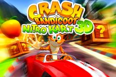 Crash Bandicoot Game