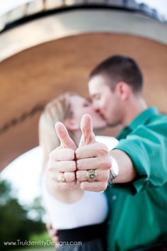 Aggie Engagement Picture
