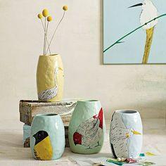 Gemma Orkin Vases #WestElm