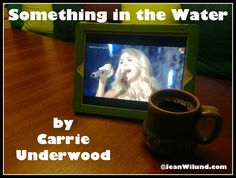 """""""Something in the Wa"""