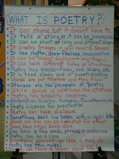 poetry school-ideas-anchor-chart-junkie