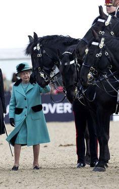 Queen Elizabeth May 11, 2013  | The Royal Hats Blog