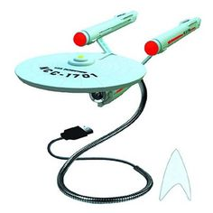Star Trek webcam