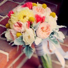bridal bouquets, color, peach garden, floral bouquets, flower