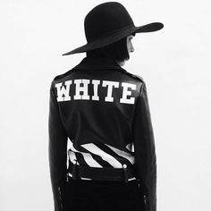 Leather Jacket by Off-White