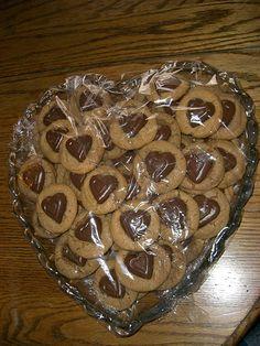 valentine treats, candi heart, butter kiss, valentin treat, kiss cooki