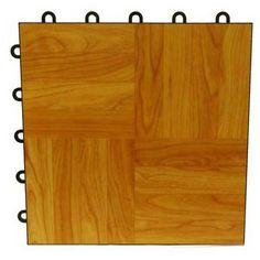 EZ Snap Max Tiles - Flooring Tiles for Basements, Durable & Waterproof Tiles    $4.39/piece