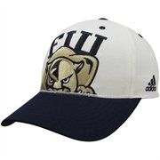 adidas FIU Panthers Big Mascot Adjustable Hat - White