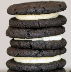 Homemade Oreos  ||