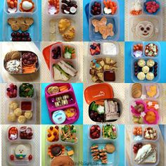 Lunch Made Easy: TONS of school lunchbox ideas for kids!