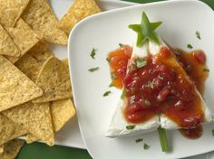 appetizer recipes, easi fiesta, pepper jelly, fiesta christma, christma tree, christma appet, cream cheese appetizers easy, christmas trees, parti guest